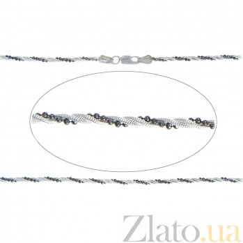 Серебряная цепочка Снейк  AQA--099Г-2
