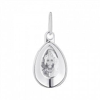 Серебряная ладанка Иисус Христос 000140628