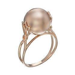 Кольцо из красного золота 000006119