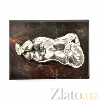 Серебряная статуэтка Младенец 155