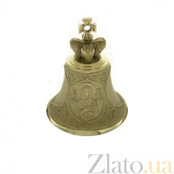 Бронзовый именной колокольчик Св. Татьяна K9511