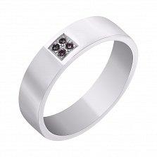 Обручальное кольцо из белого золота Любовная магия