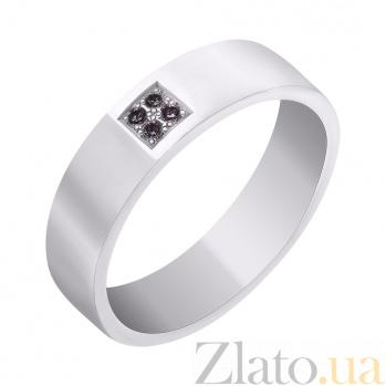 Обручальное кольцо из белого золота Любовная магия 000007397