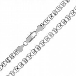 Серебряная цепь, 2,5 мм 000072077