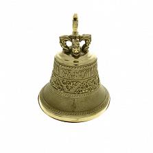Средний бронзовый колокольчик Введенский Монастырь
