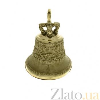 Средний бронзовый колокольчик Введенский Монастырь K4111