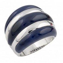 Серебряное кольцо Кириана с фиолетовым кошачьим глазом