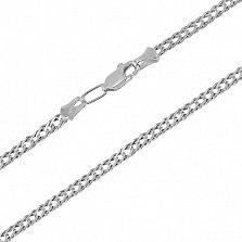 Серебряная цепочка  Ромб, 3мм