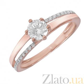 Помолвочное кольцо 1101504101