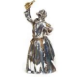 Серебряный колокольчик Веселый монах