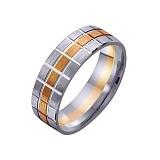 Золотое обручальное кольцо Тетриция