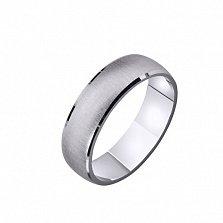 Золотое обручальное кольцо Нежность и любовь