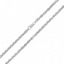 Серебряная цепь Монреаль, 1,5 мм