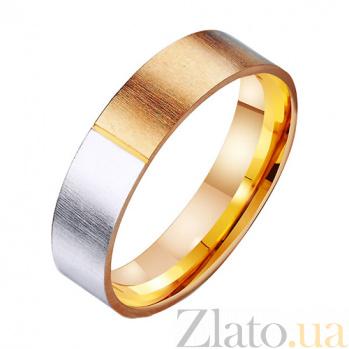 Золотое обручальное кольцо Общность душ TRF--411299