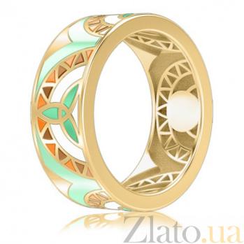Золотое обручальное кольцо Талисман: Жизни 2994