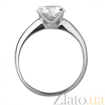 Кольцо из серебра Камалия HUF--14793-Р