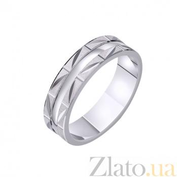 Золотое обручальное кольцо Сказочное чувство TRF--421200