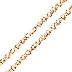 Золотая цепочка в плетении бисмарк 000101564