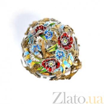 Серебряная композиция Триумф украинского духа 0001026