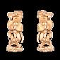 Серьги с розовом золоте Hortensia E-Ch/Hor-R-little