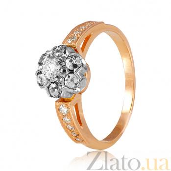 Золотое кольцо с бриллиантами Джозефа EDM-КД7432