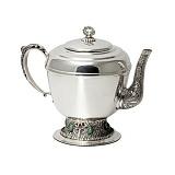 Серебряный чайник Париж
