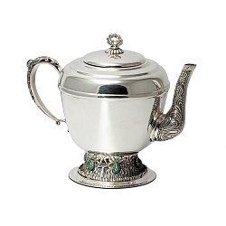 Серебряный чайник Париж 000043574