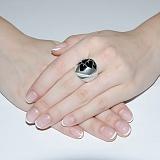 Кольцо из серебра Ренесми