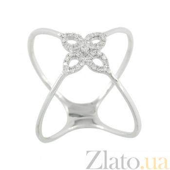 Золотое кольцо с бриллиантами Иоланта 1К551-0529