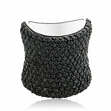 Серебряное кольцо Алиот