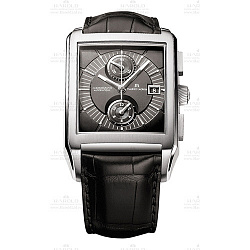 Часы Maurice Lacroix коллекции Rectangle Chrono 3 counters