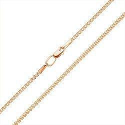 Золотая цепочка в плетении лав 000104321