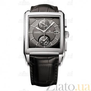 Часы Maurice Lacroix коллекции Rectangle Chrono 3 counters MLX--PT6187-SS001-330