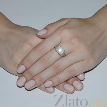 Серебряное кольцо Стихия 1786/9р б жем