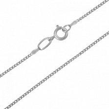 Серебряная цепочка Панцирная, 1,2мм