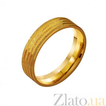 Золотое обручальное кольцо Мироздание TRF--4111346