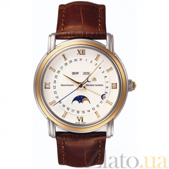 Часы Maurice Lacroix коллекции Moonphase Masterpiece MLX--MP6347-YS101-19E