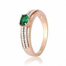Кольцо из серебра с цирконием Шеннон