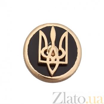 Золотой значок Патриот LEL--09010