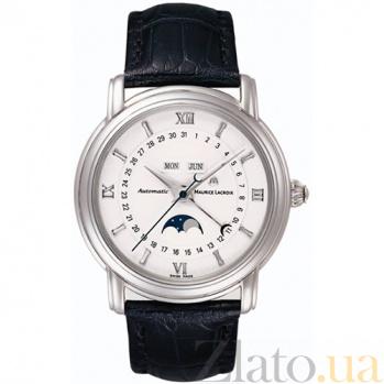 Часы Maurice Lacroix коллекции Moonphase Masterpiece MLX--MP6347-SS001-19E