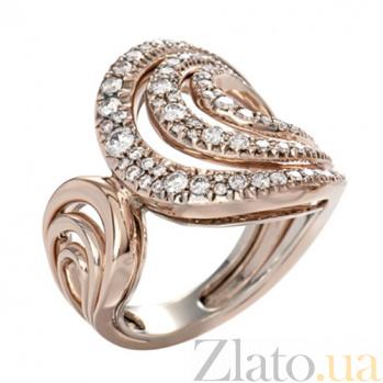 Кольцо Serpenti из желтого золота с бриллиантами 000015064