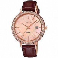 Часы наручные Casio Sheen SHE-4052PGL-4AUEF