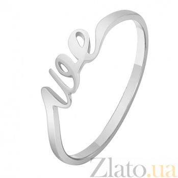 Золотое кольцо в белом цвете We 000032696