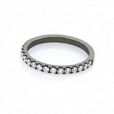 Кольцо из белого золота Эрида с бриллиантами