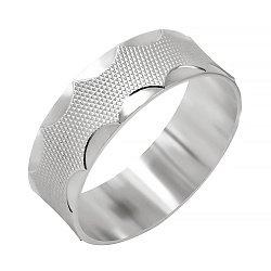 Кольцо из серебра 000039521