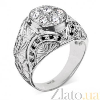 Золотое кольцо с бриллиантами Carme R 0718