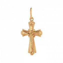 Золотой узорный крест Сияние Святыни 000071594