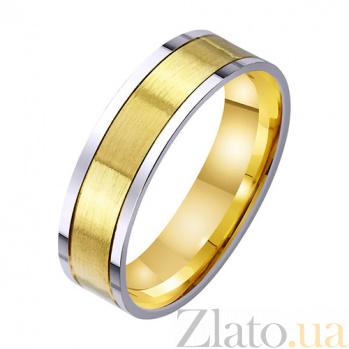 Золотое обручальное кольцо Блаженство TRF--4511742