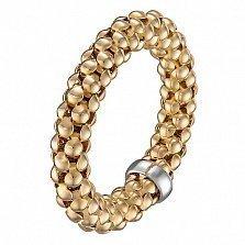 Кольцо Екатерина в желтом и белом золоте