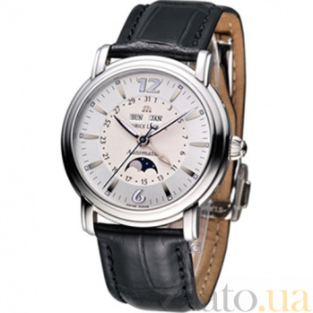 Часы Maurice Lacroix коллекции Moonphase Masterpiece MLX--MP6347-SS001-92E